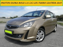 2012 PROTON EXORA 1.6 (A) CFE TURBO H-LINE LEATHER SEATS FULL BODYKIT FREE WARRANTY