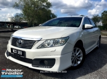 2013 TOYOTA CAMRY 2.0G (A) NEW MODEL F.SPEC