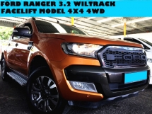 2015 FORD RANGER 3.2 L (A) WILDTRACK SPEC 4X4 4WD NEW FACELIFT REVERSE CAMERA 360 C CAMOPY