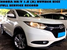 2015 HONDA HR-V 1.8 SUV (A) 25KM FULL SERVICE RECORD UNFER WARRANTY BY HONDA MALAYSIA