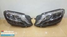 MERCEDES BENZ W222 S400 HEAD LAMP Half-cut