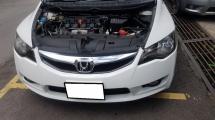 2010 HONDA CIVIC 1.8S I-VTEC (A) REG 2010, CAREFUL OWNER, MILEAGE DONE 95K KM, NICE NUMBER 100, 17\
