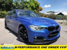 2014 BMW 3 SERIES 320I SPORTS M-PERFORMANCE ONE OWNER TIP TOP CONDITION LIKE NEW