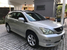 2004 TOYOTA HARRIER TOYOTA HARRIER 2.4 240G  TOM > S
