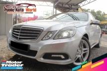 2009 MERCEDES-BENZ E-CLASS Mercedes Benz E250 1.8 CGI AVNTGRDE AMG EDITION
