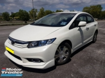 2013 HONDA CIVIC HONDA CIVIC 1.5 1.8 2.0 (A) HYBRID FULL SERVICE RECORD FULL BODYKIT