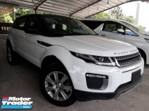 2017 LAND ROVER RANGE ROVER EVOQUE 2.0L PETROL SE RECON JAPAN ON SALE!