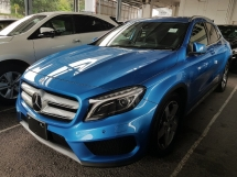 2014 MERCEDES-BENZ GLA 180 AMG SPORT PACKAGE POWER BOOT UNREGISTERED