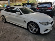2014 BMW 4 SERIES 420i M Sport Coupe Unregistered