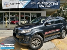 2015 TOYOTA FORTUNER 2.7V TRD SPORTIVO SUPERB SUV TIP TOP CONDITION FULL LOAN FULL SPECS !!!!!!!