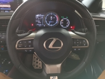 2017 LEXUS RX 200T F SPORT TRD KIT RED SEAT HUD BSM SUNROOF UNREG
