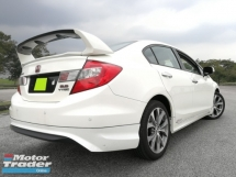 2013 HONDA CIVIC 2.0 VTEC FB (A) NAVI HI-SPEC MUGEN BODYKIT Leather DVD