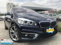 2016 BMW 2 SERIES 1.5 (M) Under Warranty Free Service