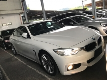 2014 BMW 4 SERIES 420I M SPORT COUPE JAPAN SUNROOF FULL SPEC 2014 UNREG NO SST  FREE WARRANTY