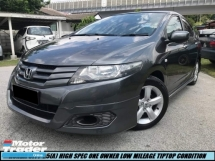 2011 HONDA CITY 1.5  HIGH SPEC MODULO SPEC ONE OWNER TIPTOP CONDITION LIKE NEW CAR SHOWROOM