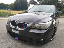 2005 BMW 5 SERIES 525I M-SPORT LIMITED