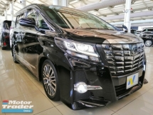 2015 TOYOTA ALPHARD SC PACKAGE (CNY OFFER UNIT)
