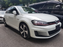 2014 VOLKSWAGEN GOLF 2014 Volkseagen Golf GTi MK7 Japan Spec DCC Mode Keyless Push Start Buuton Unregister for sale