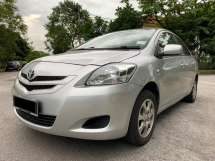 2009 TOYOTA VIOS 1.5 J (AT) TIP TOP COND 1 YEAR WARRANTY