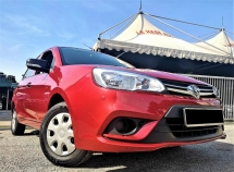 2017 PROTON SAGA 1.3 (A) 14000KM ONLY UNDER WARRANTY