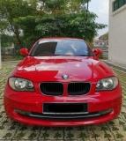 2010 BMW 1 SERIES 118I
