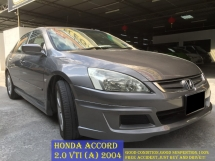 2004 HONDA ACCORD 2.0 VTI (A)