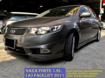 2011 NAZA FORTE 1.6 SX (A)