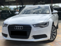 2015 AUDI A6 2.0 HYBRID SUNROOF FULL LOAN TIP TOP CONDITION PROMOTIONS !!!!!!!