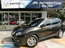 2017 NISSAN X-TRAIL 2.5L 7 SEATER 4WD FUN DRIVE SUV FULL LOAN TIP TOP CONDITIONS !!!!!!!