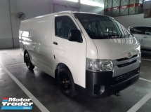 2019 TOYOTA HIACE 2.5 TURBO PANEL VAN
