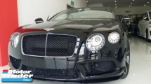 2014 BENTLEY CONTINENTAL GT V8S 4.0 Unregister