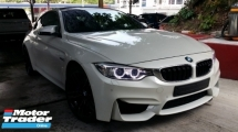 2015 BMW M4 3.0 Coupe Unregister