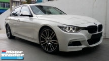 2014 BMW 3 SERIES 335I New Facelift  3.0L Unregister