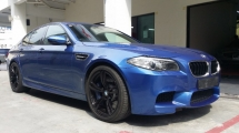 2014 BMW M5 Sedan 4.4 Unregister