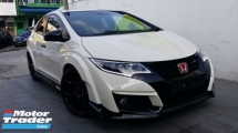 2015 HONDA CIVIC TYPE-R 2.0 Manual Unregister