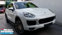 2015 PORSCHE CAYENNE  S 3.6 BiTurbo New Facelift Unregister
