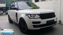 2014 LAND ROVER RANGE ROVER VOGUE 5.0 V8 Unregister