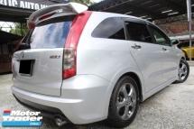 2008 HONDA STREAM Honda STREAM 2.0 (A) ORIGINAL RSZ SPORT EDITION