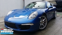 2014 PORSCHE CARRERA 911 3.8 S Unregister (991)