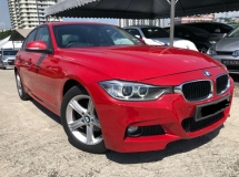 2014 BMW 3 SERIES 316I(CKD) 1.6 (A)M-sport,Service by BMW,Mileage 70k