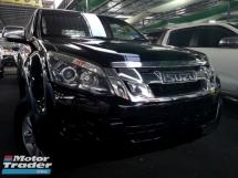 2018 ISUZU D-MAX 2.5L 4X4 DOUBLE CAB 100% TIP TOP NEW FACELIFT