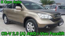2010 HONDA CR-V 2.0 AWD i-VTEC FACELIFT FULL LEATHER SEAT VERY GOOD CONDITION NO REPAIR NEED