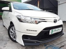 2016 TOYOTA VIOS 1.5J (AT)