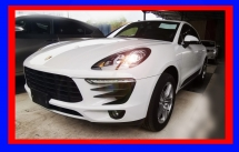 2015 PORSCHE MACAN 2.0L JAPAN SPEC - UNREG - GUARANTEED LOWEST PRICE IN TOWN