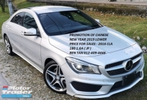 2016 MERCEDES-BENZ CLA 2016 MERCEDES BENZ CLA180 1.6 AMG TURBO UNREG JAPAN SPEC CAR SELLING PRICE ONLY  RM 179000.00
