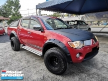2008 MITSUBISHI TRITON 2.5 (A) 4X4 No Off Road Full Spec