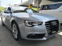 2015 AUDI A5 2.0 TFSI QUATTRO SPORTBACK 4 DOOR FULL SPEC MMI JAPAN SPEC UNREG