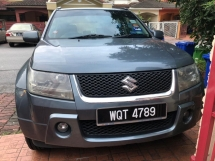 2007 SUZUKI GRAND VITARA 2.0 AT
