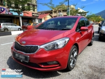 2013 KIA CERATO 1.6 PREMIUM FULL Spec(AUTO)2013 Only 1 LADY Owner, LOW Mileage, TIPTOP, ACCIDENT-Free, KIA WARRANTY, MEMORY Seat, DVD,GPS&REVERSE Cam