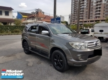 2010 TOYOTA FORTUNER 2.7V TRD SPORTIVO NO OFF ROAD GONG XI FA CAI (ANG BAO) LUCKY DRAW PROMOTION
